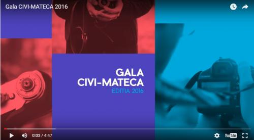 Film Gala Civi-Mateca 2016